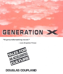 Generation X Cover